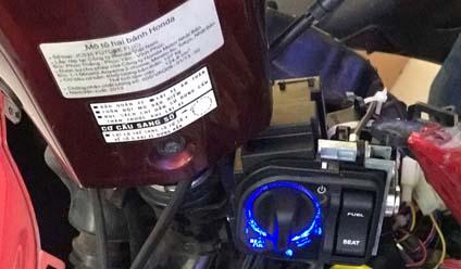 Chuyên lắp đặt ổ khóa smartkey honda chính hãng cho tất cả các dòng xe - 15